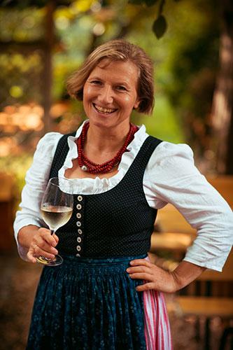 Birgit Pferschy-Seper Winemaker